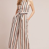 Gidget Cropped Wide-Leg Jumpsuit