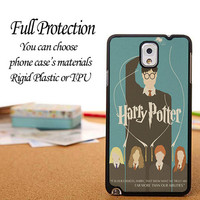 Harry Potter and Friends Case iPhone 6 / 5c / 5/5s / 4/4s, Galaxy S6, S5, S4, S3, Xperia Z,Z1,Z2 cases
