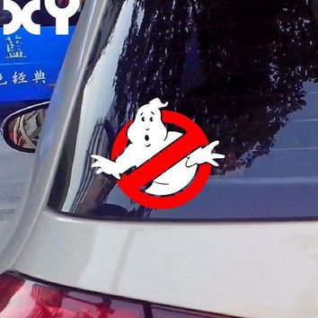 Ghostbusters Vinyl Car Window Decal Waterproof Car Stickers and Decals Automobiles Sticker Drop Shipping