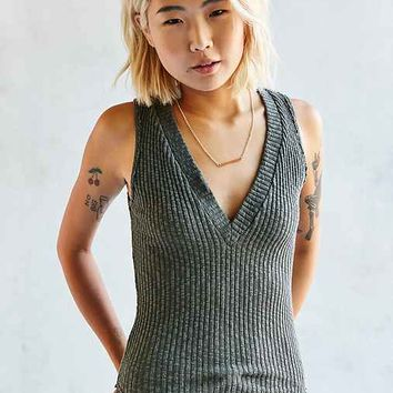 Silence + Noise Take The Plunge Tank Top