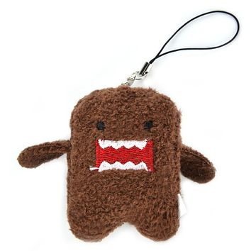 Hot 2017 New Mini Lovely DOMO Plush Pendant Toys Stuffed Animal Plush Toy Plush Toy Doll Stuffed Animals Plush Toys For Child