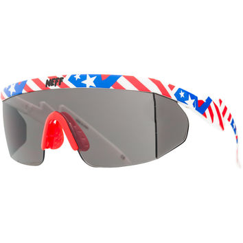 Neff EXCLUSIVE USA Brodie Sunglasses American, One