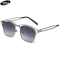 VEGA Unique Weird Sunglass Frame Ladies High End Celebrity Sunglasses for Party Polarized Hipster Glasses Stunner Shades 300