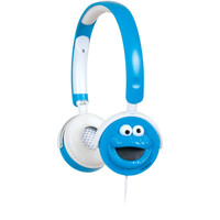 Dreamgear 3d Headphones (cookie Monster)
