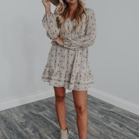 Fall Cutie Dress: Multi