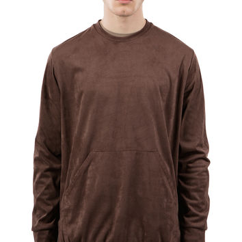 ELEMENT SWEATSHIRT COPPER BROWN