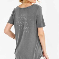 Truly Madly Deeply Fortune And Favor Tee