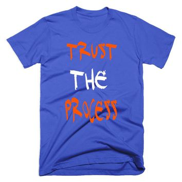 Trust The Process - New York - T-Shirt
