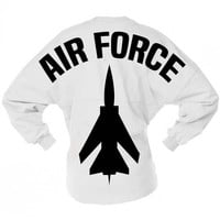 Air Force Spirit Wear Game Day Jersey