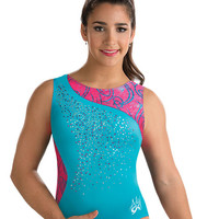Sequinz Passion Aly Leotard from GK Elite