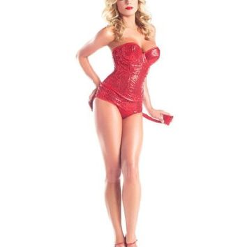 Hot Stuff Sexy Adult Halloween Costume - Be Wicked BW1411
