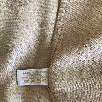 ONETOW Authentic Vintage Louis Vuitton Scarf