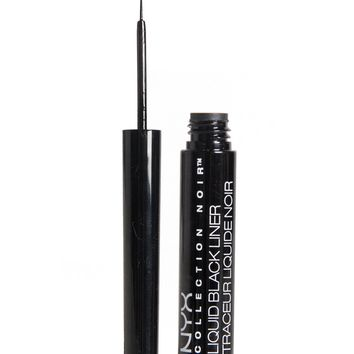 NYX Collection Noir Liquid Black Liner