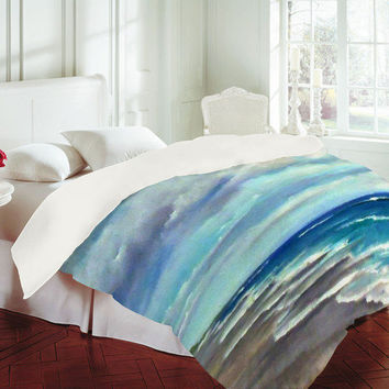 Rosie Brown Beach Duvet Cover