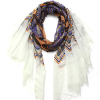 Cozy by LuLu  - Santa Fe Waves Scarf