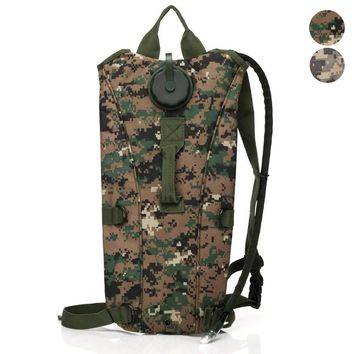 3 Liter Hydration Pack Bladder Water Bag Pouch Hiking Climbing Survival Outdoor Backpack hiking backpacks  nt0