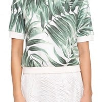 Banana Leaf Top