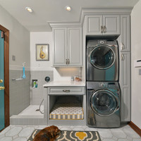 dogs dream - Traditional - Laundry Room - cleveland - by Artistic Renovations of Ohio LLC
