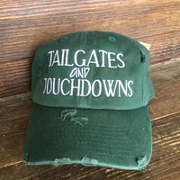 Tailgates and Touchdowns Cap