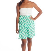 Sis Sis Kiss Of The Sea Dress Green Medium