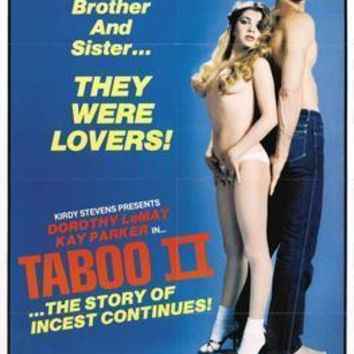 """Taboo Pt 2 poster 16""""x24"""""""