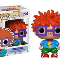 Funko Pop Television Rugrats Chuckie 226 13057