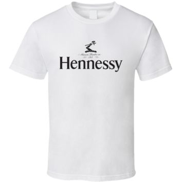 Hot Design Hennessy Beer Retro  T Shirt