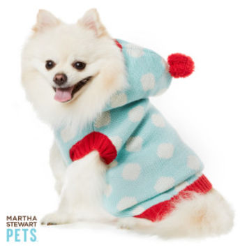 Martha Stewart Pets® Dot Sweater