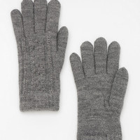 Urban Outfitters - Cable Plush-Lined Glove