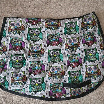 English Owl Saddle Pad