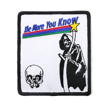 The More You Know Patch