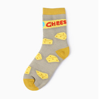 Cheese Sock By Tyakasha