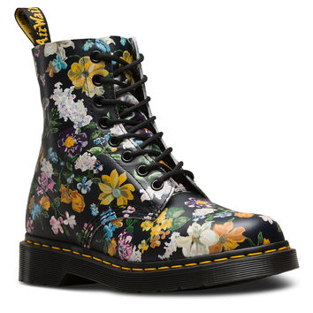 DR MARTENS DARCY FLORAL PASCAL