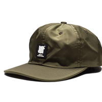 Undefeated Paddington Strapback In Olive