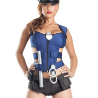 """Ravishing Police Rookie"" Costume"