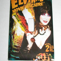 Light Switch Cover - Light Switch Plate Elvira Movie Macabra Wild Women