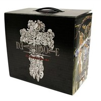 Death Note Box Set (vol.s 1-13): Volumes 1 - 13