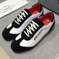 Boys & Men Prada Fashion Casual Sneakers Sport Shoes