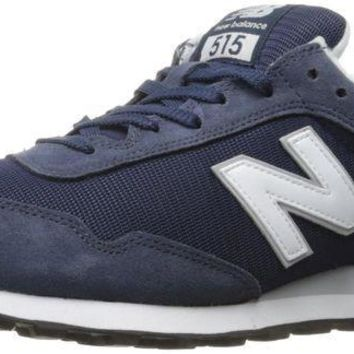 ICIKGQ8 new balance men s 515 core pack lifestyle fashion sneaker navy white 12 d m us