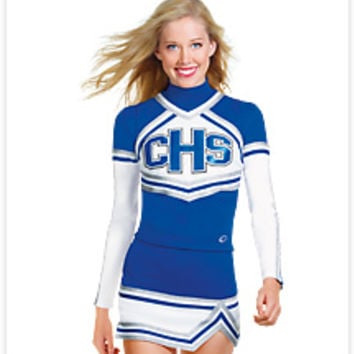Metallic Cheerleading Uniforms, Metallic Cheerleading Skirts, Metallic Cheerleading Tops - OmniCheer