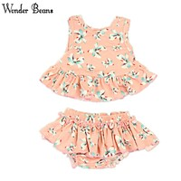 2pcs Newborn Baby Girl Clothes 84