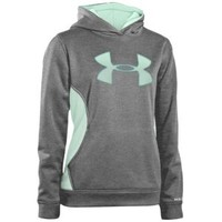 Under Armour Big Logo Hoodie - Girls' Grade School