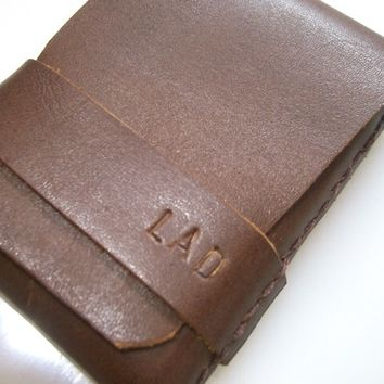 Mens Wallet, Leather Wallet, Minimal Wallet, Gift For Him, Women Wallet, Free Personalized Monogram