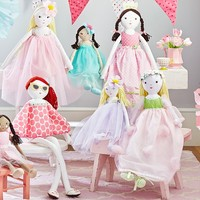 Designer Doll Collection   Pottery Barn Kids