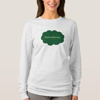 Green Water Cloud T-Shirt