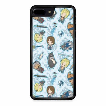 Final Fantasy X Chibi iPhone 8 Plus Case