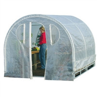 Poly-tunnel Hoop House Style Greenhouses- Different Sizes Available