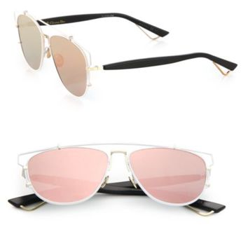 Illesteva - Wynwood 51MM Round Sunglasses