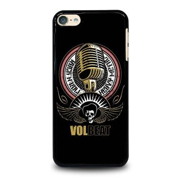 VOLBEAT HEAVY METAL iPod Touch 6 Case Cover