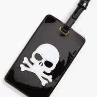 Lolo 'Skull' Luggage Tag | Nordstrom